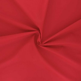 Special rain waterproof fabric - red Ula x 10cm