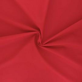 Tissu enduit spécial ciré Ula - rouge x 10cm