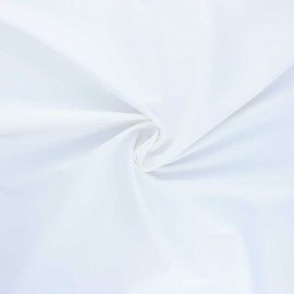 Special rain waterproof fabric - white Ula x 10cm