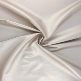 Tissu simili cuir souple Crowny - beige x 10cm