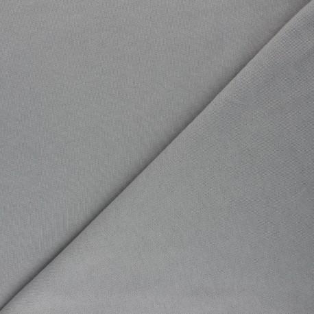 Mind the Maker Organic sweatshirt fabric - grey Basic x 10 cm