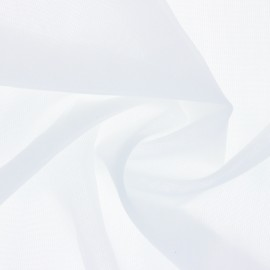 Entoilage maille thermocollant Souplesse - blanc x 10cm