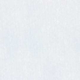 Entoilage voile thermocollant non-tissé - blanc x 10cm