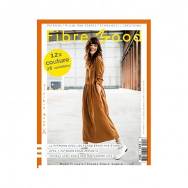 Fibre Mood Magazine - French Edition 12