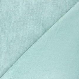 Micro bamboo towel fabric - celadon Soft x 10cm