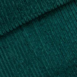 Tissu See you at six toile de coton Oriental garden - vert x 10cm
