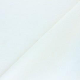 Bamboo micro towel fabric - raw Caresse x 10cm
