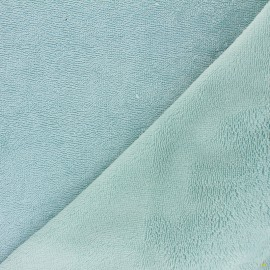 Bamboo micro towel fabric - opaline Caresse x 10cm