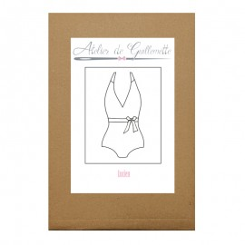 Swimwear Sewing Pattern - Atelier de Guillemette Lucien