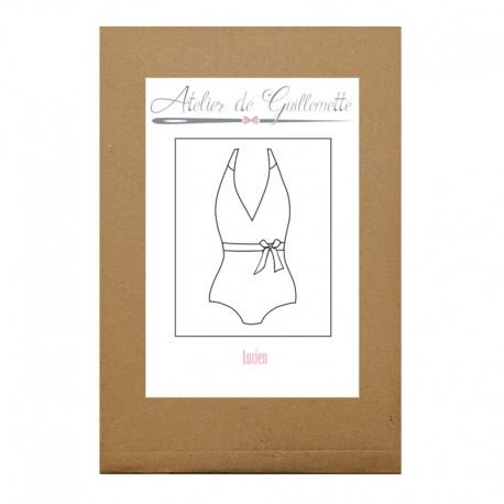Swimwear Sewing Pattern - Atelier de Guillemette Lucien