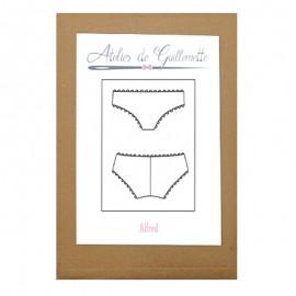 Atelier de Guillemette Sewing Pattern - Alfred