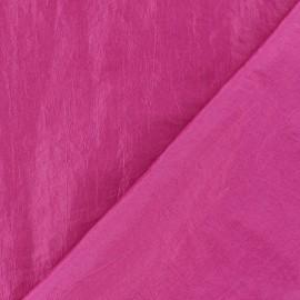 ♥ Coupon 300 cm X 145 cm ♥  Tissu taffetas uni framboise