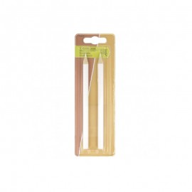 Chalk pencil for fabrics - white