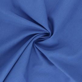 Chambray fabric - blue Alex x 10cm