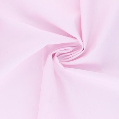 Chambray fabric - pink Alex x 10cm