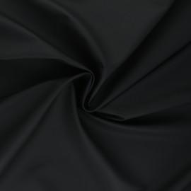 Tissu enduit spécial ciré Ula - noir x 10cm
