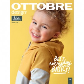 Ottobre Design Kids Sewing Pattern - 1/2021