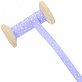 10 mm Polka Dot Ribbon Roll - Parma