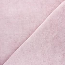 Micro bamboo towel fabric - pine green Soft x 10cm