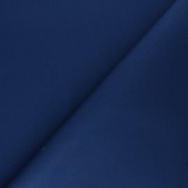 Tissu toile Plein Air 320cm - bleu navy x 10cm