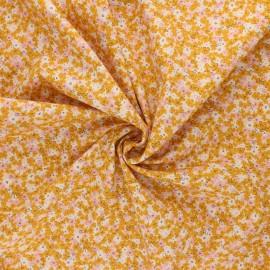 Tissu popeline de coton AGF The Flower Society - Retro Prairie Fresh x 10cm