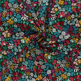 AGF poplin cotton fabric - The Flower Society - Bloomkind Meadow x 10cm