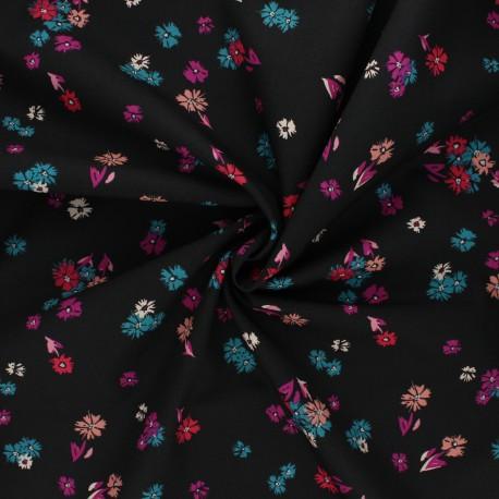 AGF poplin cotton fabric - The Flower Society - Dreamlike Daisies x 10cm
