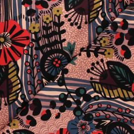 Tissu toile de coton Cloud 9 Under one sky - Way of flowers x 10 cm