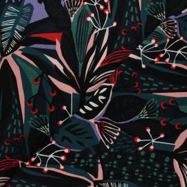 Cloud 9 cotton canvas fabric - Under one sky - Lush tropics x 10 cm
