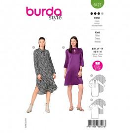 Dress sewing pattern - Burda Style n°6127