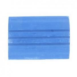 Craie de tailleur rectangulaire bleue