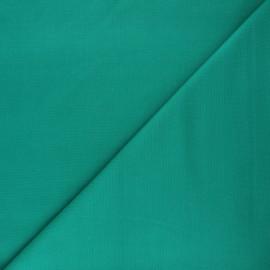 Tissu jersey milano uni - vert prairie x 10cm