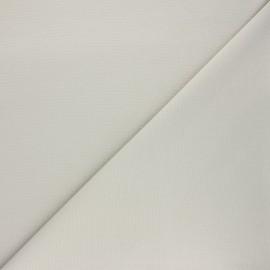 Tissu jersey milano uni - grège x 10cm