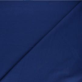 Tissu jersey milano uni - bleu marine x 10cm