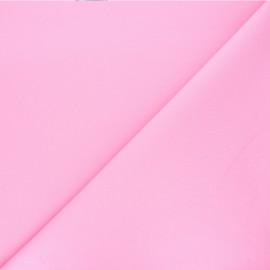 Plain milano jersey fabric - cotton candy pink x 10cm