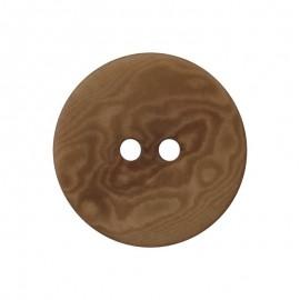 Bouton Corozo Life - brun