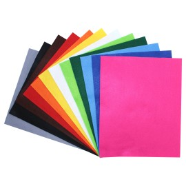 Felt Sheets (12 Pack) - Multi