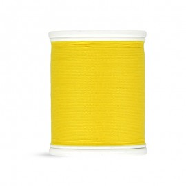 Fil à coudre Laser super résistant - jaune citron - 200m