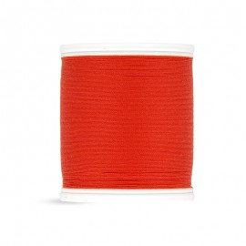 Super Resistant Laser Sewing Thread - tangerine orange - 200m