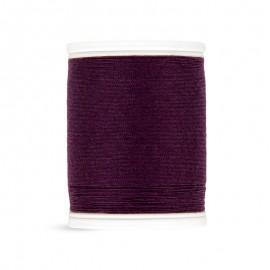 Super Resistant Laser Sewing Thread - eggplant purple - 200m
