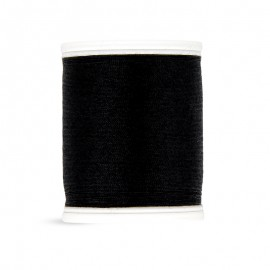Super Resistant Laser Sewing Thread - black - 200m