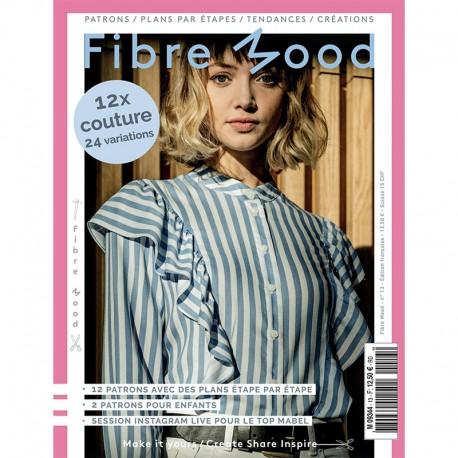 Magazine Fibre Mood - Édition Française n°13