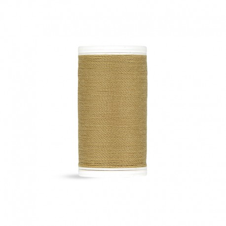 Polyester Cord Laser Sewing Thread - sand - 50m