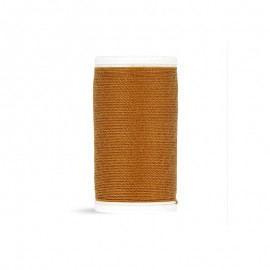 Polyester Cord Laser Sewing Thread - camel - 50m