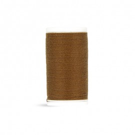 Polyester Cord Laser Sewing Thread - hazelnut - 50m