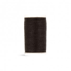 Polyester Cord Laser Sewing Thread - chocolate brown - 50m