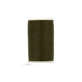 Polyester Cord Laser Sewing Thread - khaki green - 50m