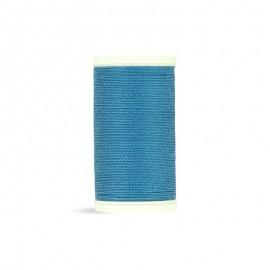 Fil à coudre Laser Cordonnet - bleu - 50m