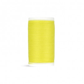 Polyester Cord Laser Sewing Thread - lemonade - 50m