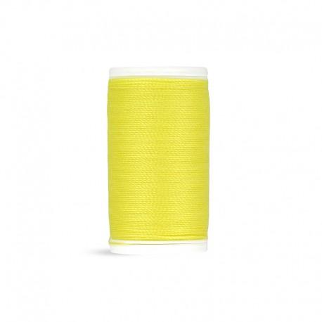 Polyester Cord Laser Sewing Thread - lemonade - 50m